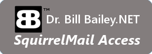 Dr. Bill Bailey.NET - SquirrelMail Access Logo